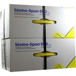 BIOMO LIPON 600MG INFU SET